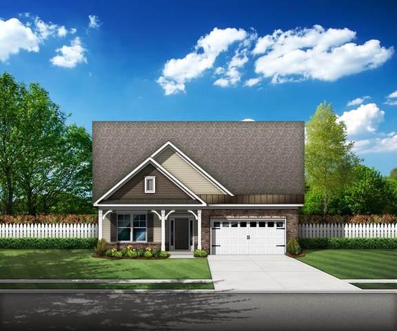 418 Little Pines Court, AIKEN, SC 29801 (MLS #114958) :: Shannon Rollings Real Estate