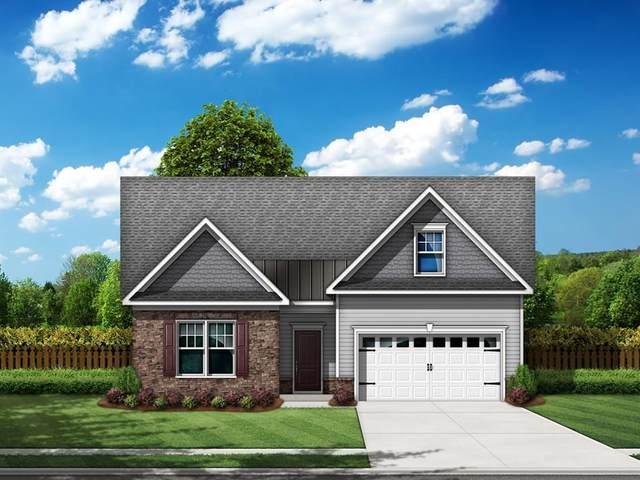 442 Little Pines Court, AIKEN, SC 29801 (MLS #114962) :: Shannon Rollings Real Estate