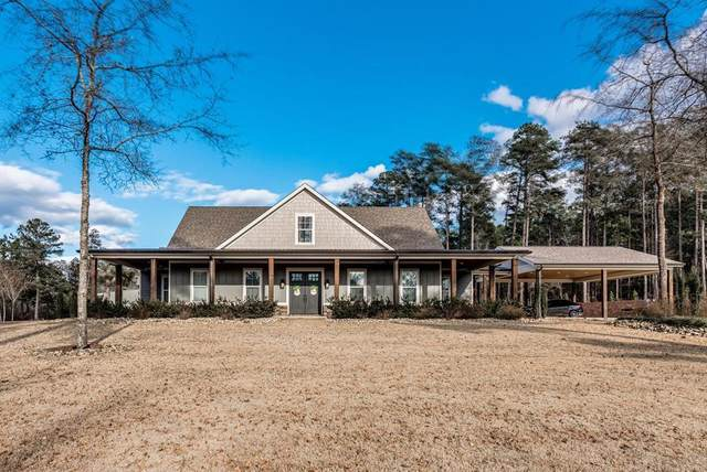 530 Whaley Pond Road, GRANITEVILLE, SC 29829 (MLS #115003) :: RE/MAX River Realty