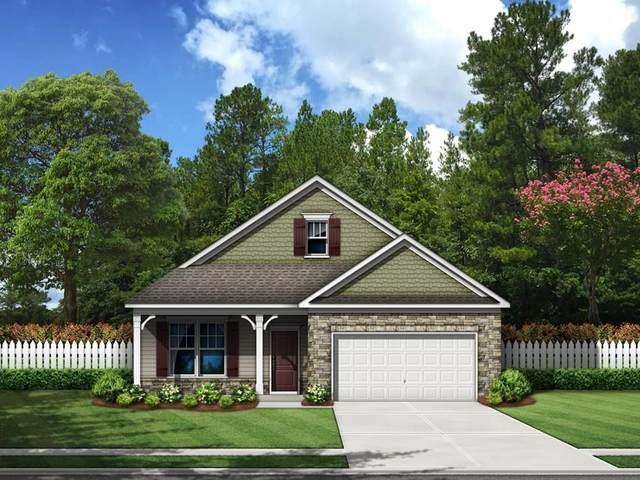 290 Sir Barton Loop, GRANITEVILLE, SC 29829 (MLS #115014) :: For Sale By Joe | Meybohm Real Estate