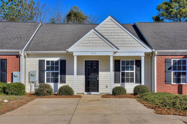 217 Satomi Way, AIKEN, SC 29803 (MLS #115057) :: Tonda Booker Real Estate Sales