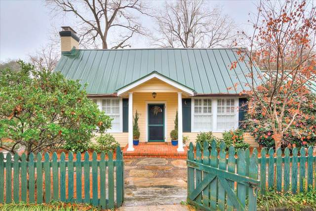 126 South Boundary Avenue, AIKEN, SC 29801 (MLS #115075) :: RE/MAX River Realty