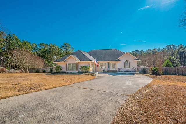 2380 Casaba Drive, AIKEN, SC 29803 (MLS #115178) :: Tonda Booker Real Estate Sales