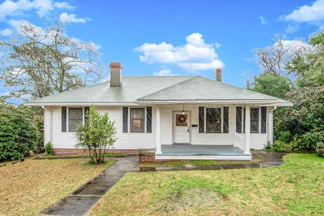 1220 Hickman Road, AUGUSTA, GA 30904 (MLS #115408) :: Shannon Rollings Real Estate