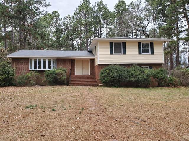 899 Sycamore Drive, AIKEN, SC 29803 (MLS #115584) :: Shannon Rollings Real Estate