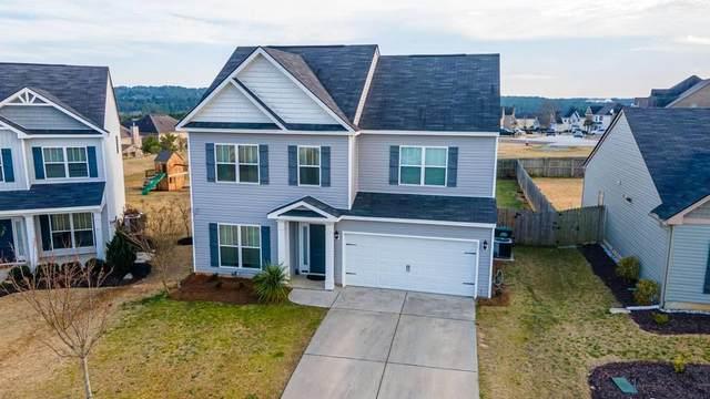620 Colston Avenue, AIKEN, SC 29801 (MLS #115747) :: Fabulous Aiken Homes