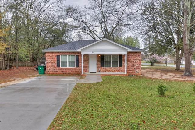 212 Gayle Avenue, AIKEN, SC 29801 (MLS #115993) :: Tonda Booker Real Estate Sales