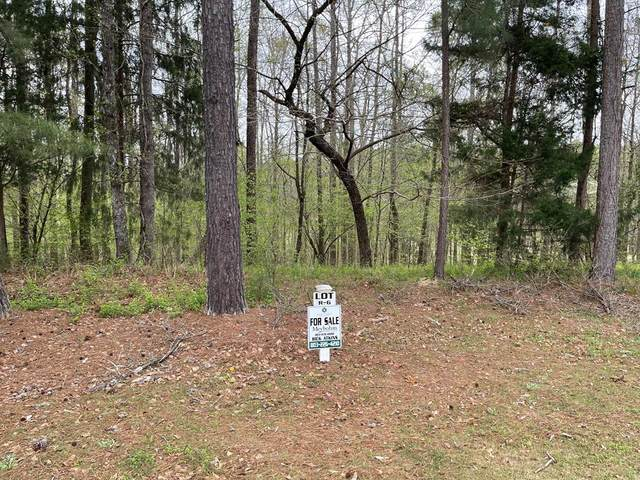 Lot R-6 Independent Hill Lane, NORTH AUGUSTA, SC 29860 (MLS #116020) :: Tonda Booker Real Estate Sales
