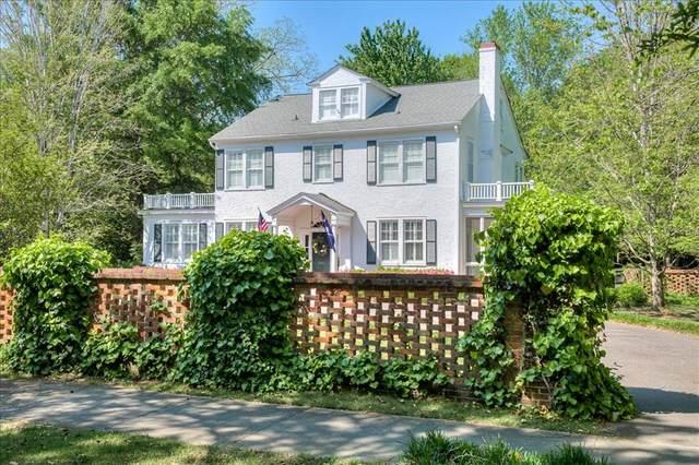 1022 South Boundary, AIKEN, SC 29801 (MLS #116057) :: Shannon Rollings Real Estate