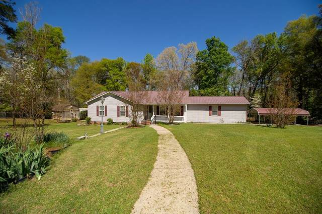 976 Shipes Bluff Road, BLACKVILLE, SC 29817 (MLS #116138) :: RE/MAX River Realty