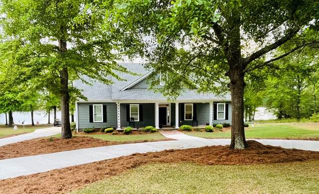 173 Wexford Mill Drive, WAGENER, SC 29184 (MLS #116290) :: Fabulous Aiken Homes