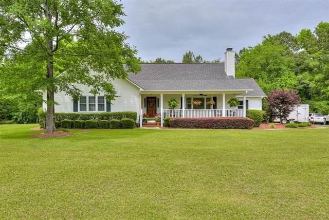 44 Republican Road, EDGEFIELD, SC 29824 (MLS #116622) :: Shannon Rollings Real Estate