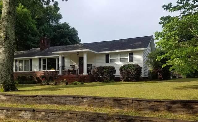 817 Legare Road, AIKEN, SC 29803 (MLS #116623) :: Tonda Booker Real Estate Sales