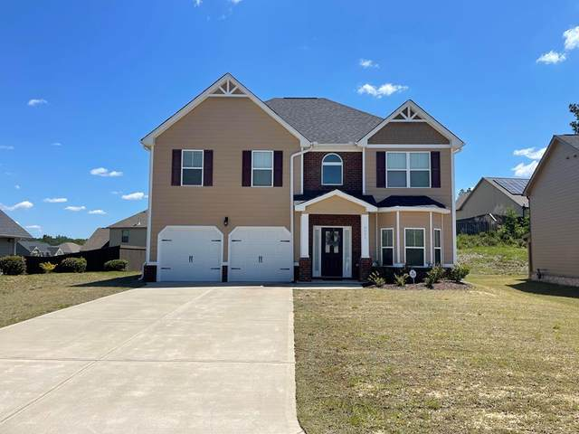 6021 Rye Field Road, AIKEN, SC 29801 (MLS #116760) :: Shannon Rollings Real Estate