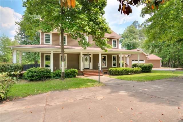 198 Gadwall Lane, AIKEN, SC 29803 (MLS #116889) :: For Sale By Joe | Meybohm Real Estate