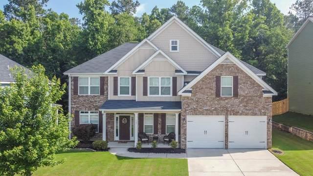 757 Burch Creek Drive, GROVETOWN, GA 30813 (MLS #117152) :: Fabulous Aiken Homes