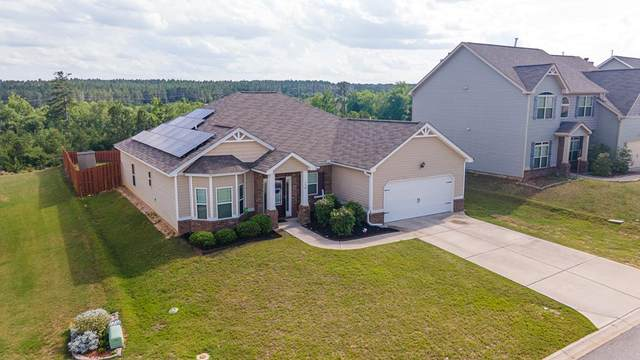 552 Twin View Court, GRANITEVILLE, SC 29829 (MLS #117197) :: RE/MAX River Realty