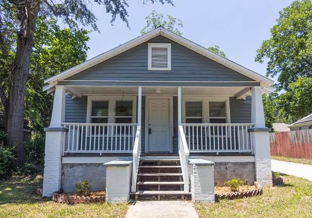 319 Morgan Street Nw, AIKEN, SC 29801 (MLS #117332) :: Fabulous Aiken Homes