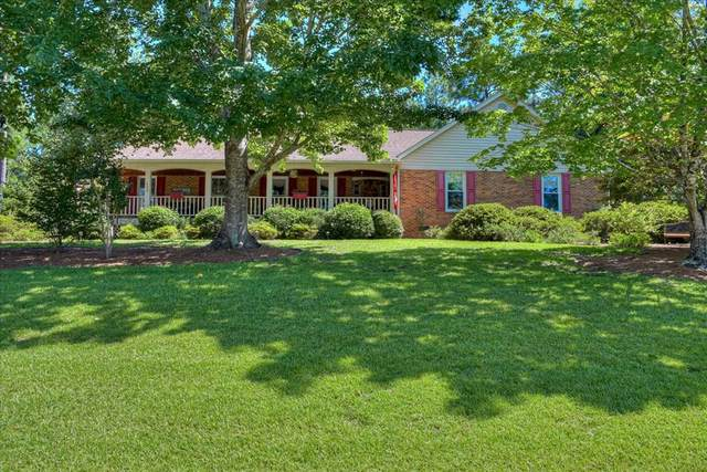 432 Old Thicket Place, AIKEN, SC 29803 (MLS #117716) :: RE/MAX River Realty