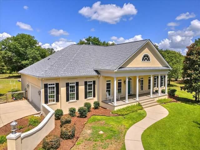 539 Dressage Court, AIKEN, SC 29805 (MLS #117818) :: For Sale By Joe   Meybohm Real Estate