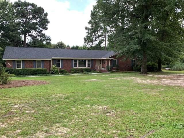 303 Plantation Drive, AIKEN, SC 29803 (MLS #117979) :: For Sale By Joe   Meybohm Real Estate