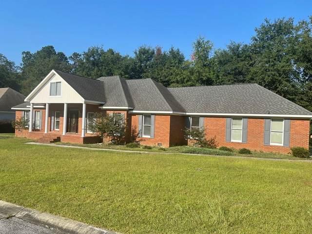 121 Sessions Drive, AIKEN, SC 29803 (MLS #118146) :: For Sale By Joe | Meybohm Real Estate
