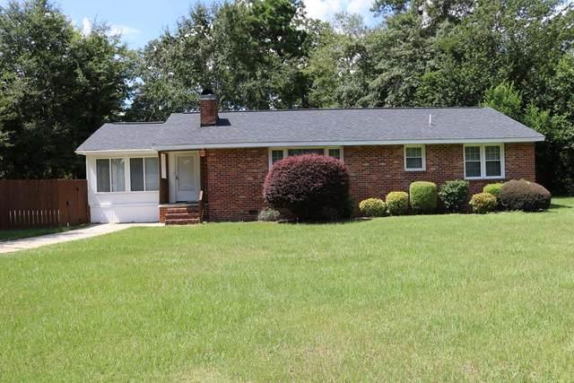 120 Silver Bluff Road, AIKEN, SC 29803 (MLS #118243) :: Shannon Rollings Real Estate