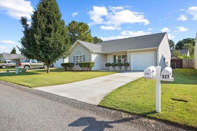 323 Beryl Drive, AIKEN, SC 29803 (MLS #118619) :: Shannon Rollings Real Estate