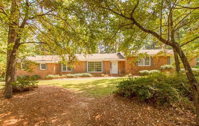 375 Plantation Drive, AIKEN, SC 29803 (MLS #118636) :: For Sale By Joe | Meybohm Real Estate