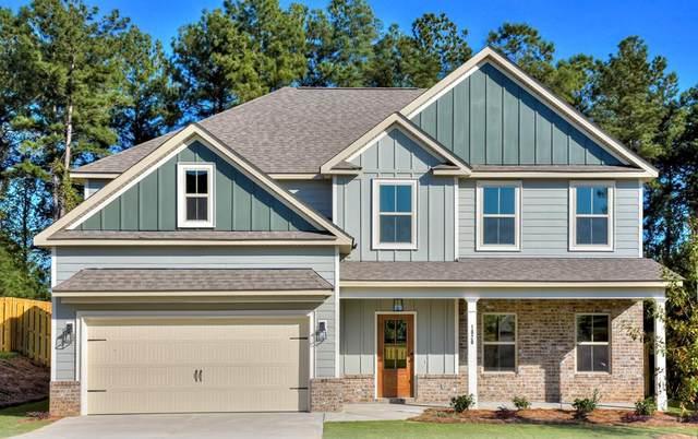 5093 Greyton Circle, NORTH AUGUSTA, SC 29860 (MLS #118644) :: Shannon Rollings Real Estate