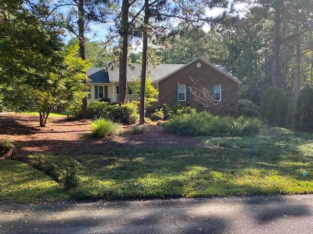1122 Ridgemont Drive, AIKEN, SC 29803 (MLS #118667) :: RE/MAX River Realty