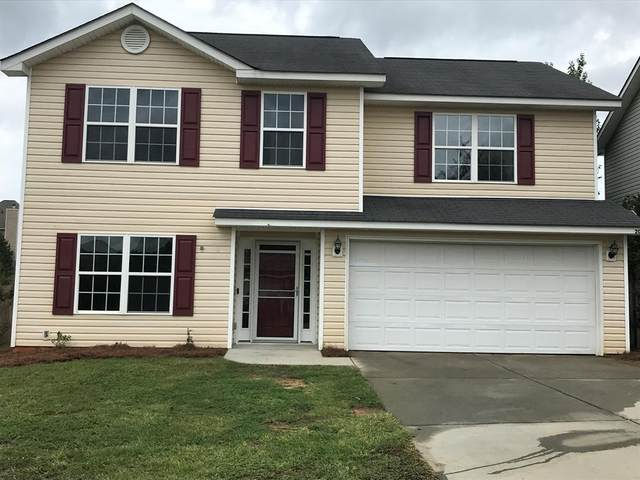 2069 Winding Trail Road, GRANITEVILLE, SC 29829 (MLS #118827) :: Tonda Booker Real Estate Sales