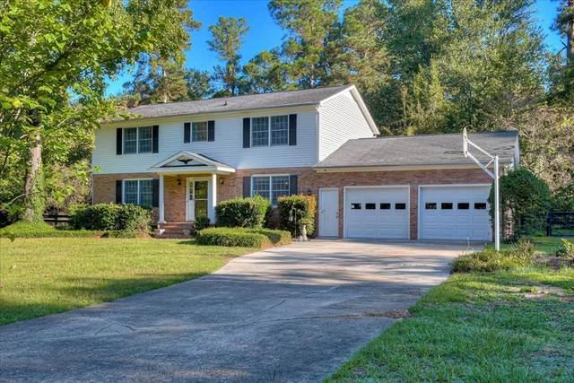 1638 Huckleberry Drive, AIKEN, SC 29803 (MLS #118879) :: For Sale By Joe | Meybohm Real Estate