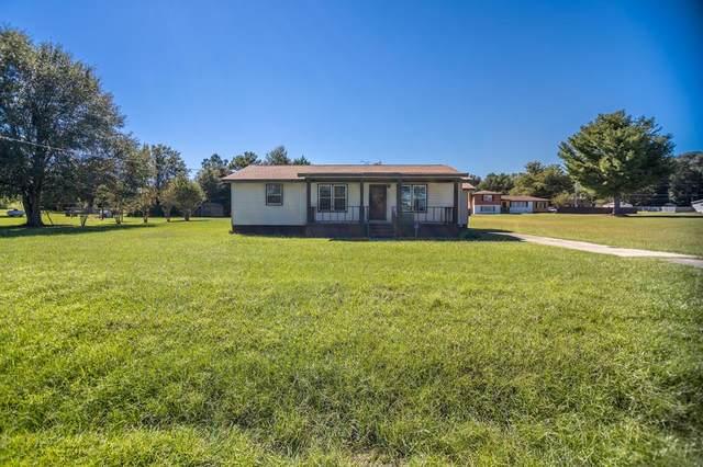 2200 Red Oak Road, BARNWELL, SC 29812 (MLS #118885) :: Shaw & Scelsi Partners