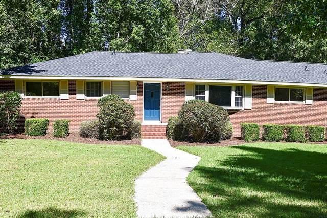 151 Woodland Drive, WILLISTON, SC 29853 (MLS #118903) :: For Sale By Joe | Meybohm Real Estate