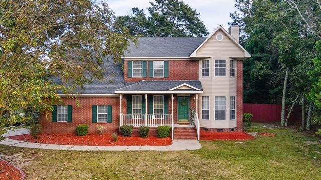 3136 Maplewood Drive, NORTH AUGUSTA, SC 29841 (MLS #119015) :: For Sale By Joe | Meybohm Real Estate