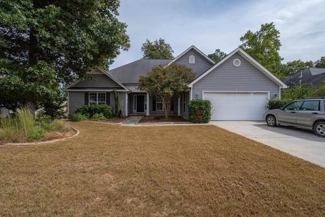 1112 Cinnamon Drive, AIKEN, SC 29803 (MLS #119024) :: For Sale By Joe | Meybohm Real Estate