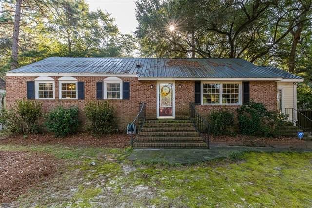 820 Rutledge Road, AIKEN, SC 29801 (MLS #119180) :: Tonda Booker Real Estate Sales