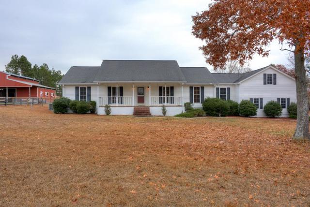 189 Crooked Creek, AIKEN, SC 29805 (MLS #100888) :: Shannon Rollings Real Estate
