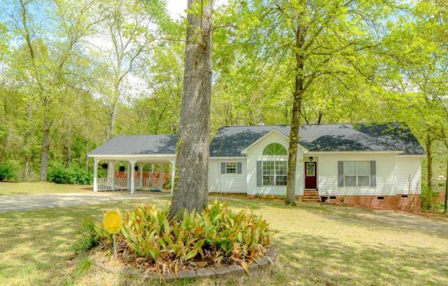 157 Tall John, AIKEN, SC 29805 (MLS #102085) :: Shannon Rollings Real Estate