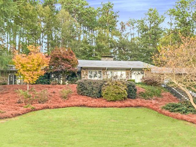 305 Fairway Drive, GRANITEVILLE, SC 29829 (MLS #102560) :: Greg Oldham Homes