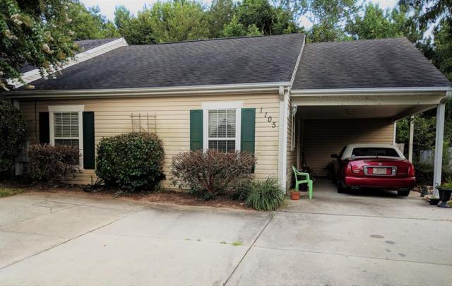 1105 Triple Tree, AIKEN, SC 29803 (MLS #103470) :: Shannon Rollings Real Estate