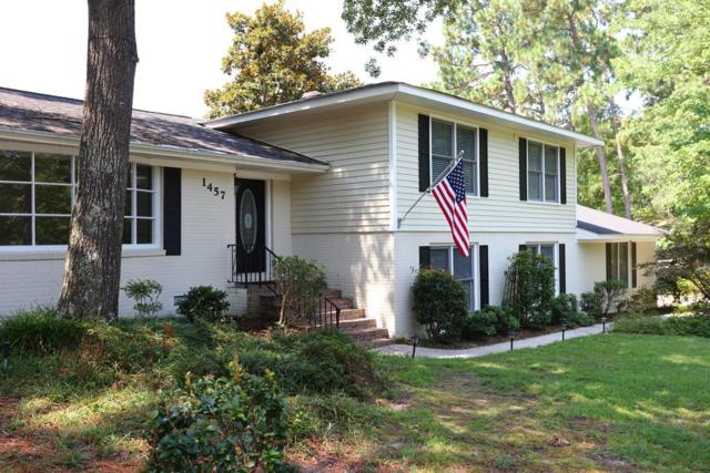 1457 Moultrie Drive, AIKEN, SC 29803 (MLS #103721) :: Shannon Rollings Real Estate