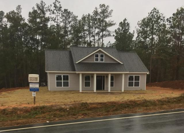 111 Sudlow Lake Rd, GRANITEVILLE, SC 29829 (MLS #104415) :: Shannon Rollings Real Estate