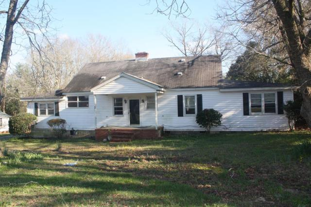 401 Mcqueen Street, JOHNSTON, SC 29832 (MLS #104487) :: RE/MAX River Realty