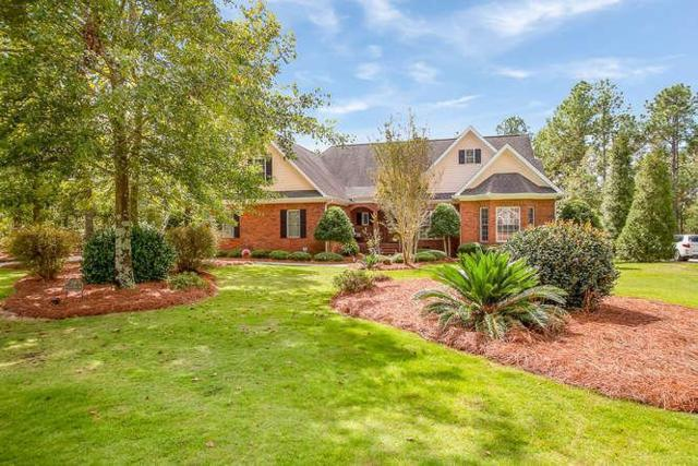 208 Steeple Ridge Rd, AIKEN, SC 29803 (MLS #104634) :: Shannon Rollings Real Estate