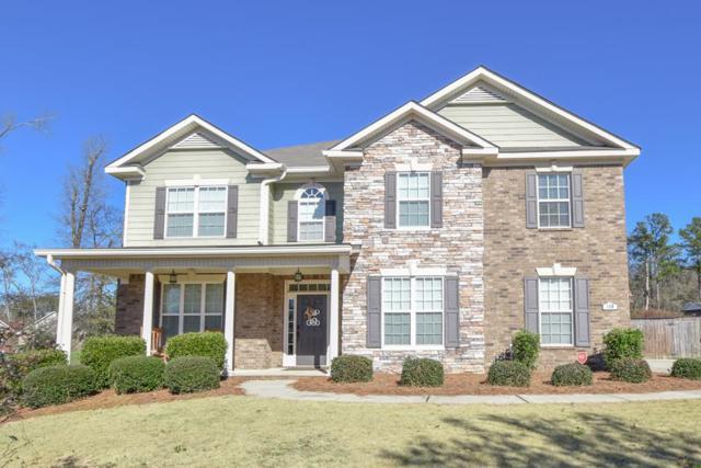 180 Kenilworth Drive, NORTH AUGUSTA, SC 29860 (MLS #105487) :: Greg Oldham Homes