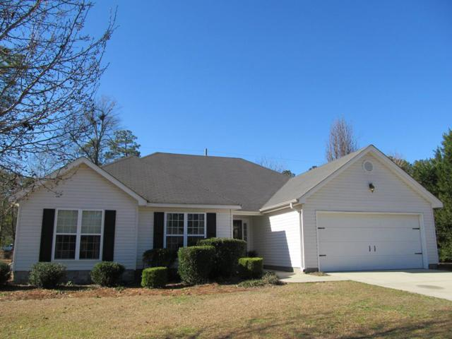 1333 Watsonia Drive, AIKEN, SC 29803 (MLS #105627) :: Greg Oldham Homes