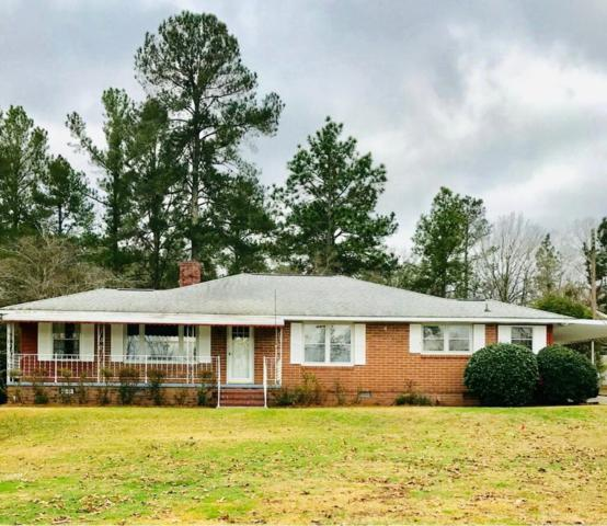 301 Ascauga Lake Rd, GRANITEVILLE, SC 29829 (MLS #105643) :: Shannon Rollings Real Estate
