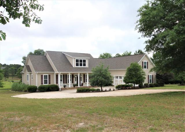 684 Blue Roan Court, WARRENVILLE, SC 29851 (MLS #105858) :: Fabulous Aiken Homes & Lake Murray Premier Properties